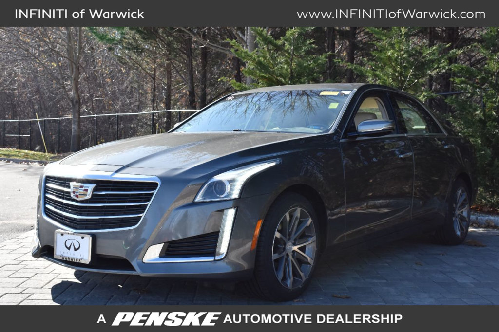 Pre-Owned 2016 Cadillac CTS Sedan 4dr Sedan 2.0L Turbo Luxury Collection AWD