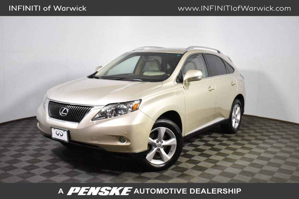 Pre-Owned 2012 Lexus RX 350 AWD 4dr