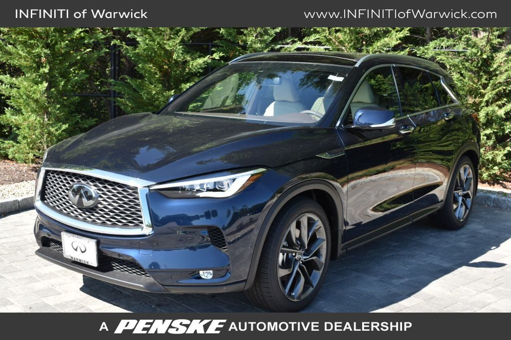 Pre-Owned 2019 INFINITI QX50