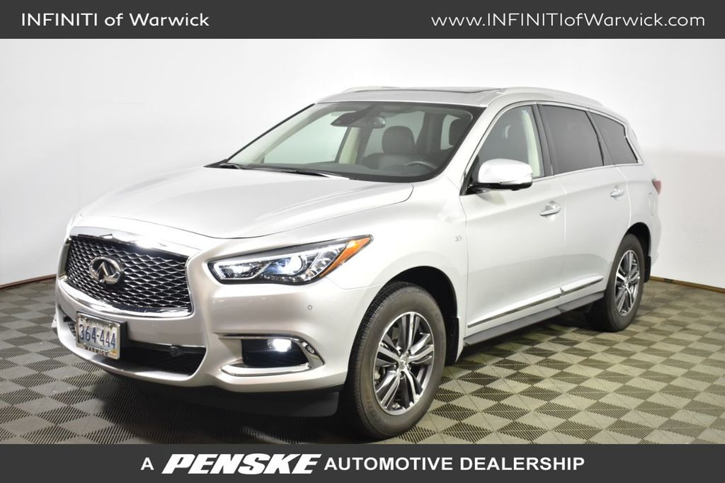 Pre-Owned 2019 INFINITI QX60