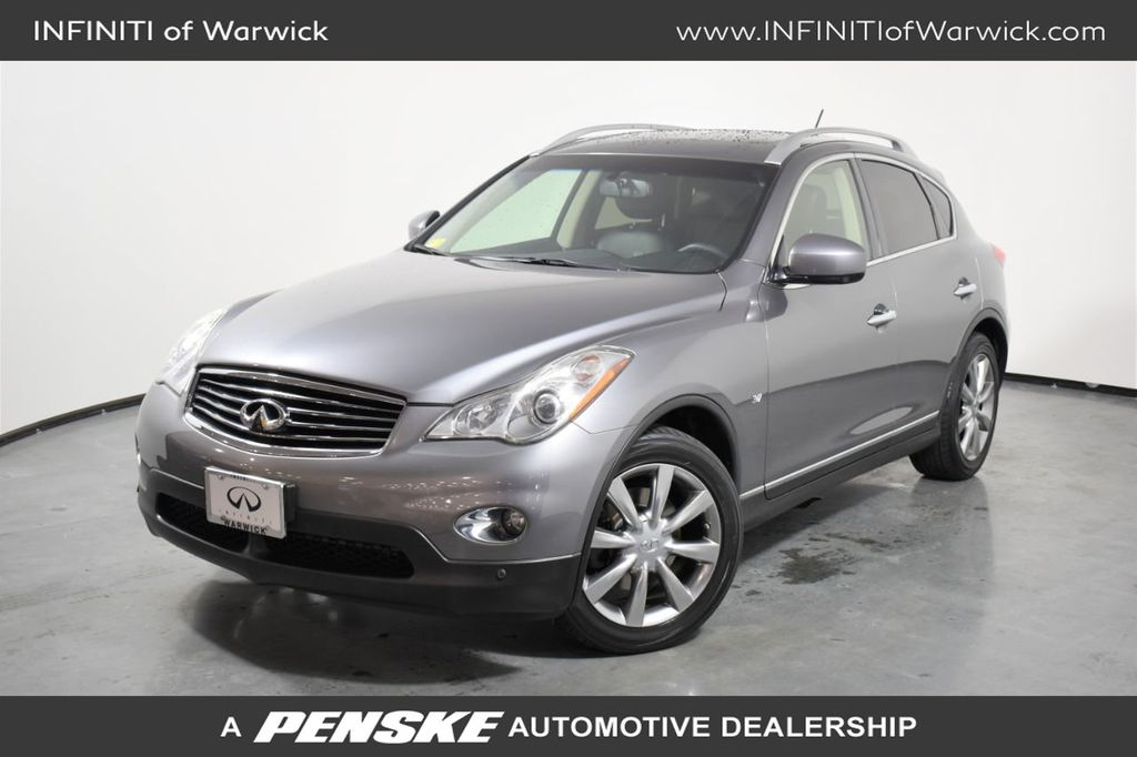Pre-Owned 2014 INFINITI QX50 AWD Journey