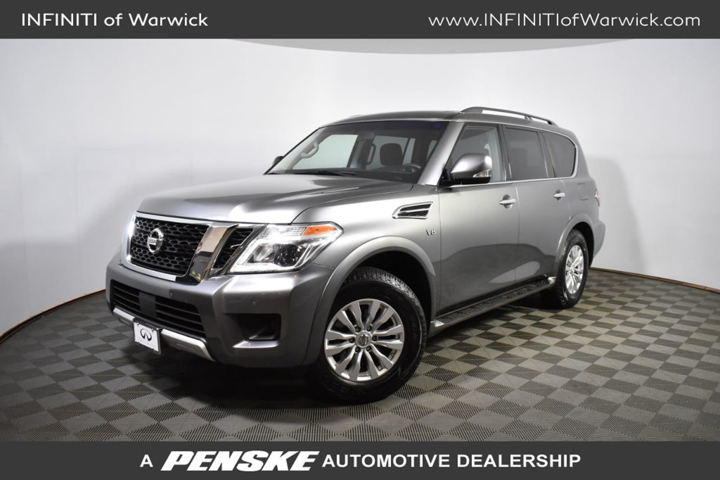 Pre-Owned 2017 Nissan Armada 4x4 SV