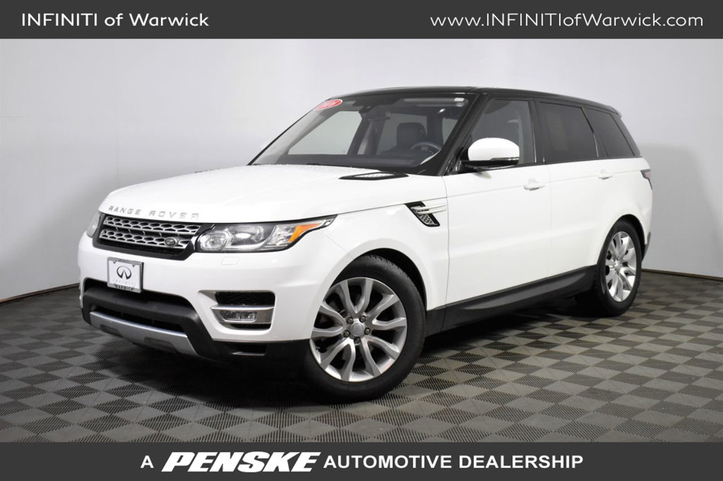 Used Land Rover Range Rover Sport Warwick Ri