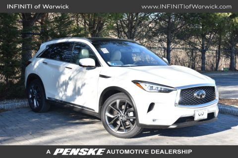 Pre-Owned 2019 INFINITI QX50 ESSENTIAL AWD