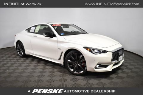 Pre-Owned 2019 INFINITI Q60 RED SPORT 400 AWD