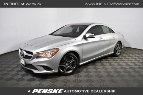 Pre-Owned 2014 Mercedes-Benz CLA 4dr Sedan CLA 250 FWD